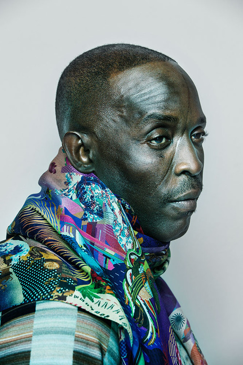 Michael K. Williams, 2013 (Christian Weber)