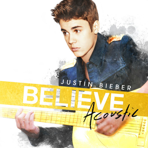 Believe Acoustic album cover!