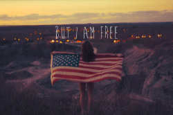 Adela and Tessie: American flag 4 on We Heart It - http://weheartit.com/entry/52973225/via/bitches_2   Hearted from: http://adelaandtessie.blogspot.cz/2013/02/american-flag-4.html