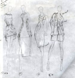 thatfashionstudent:  Design Conceptsdesign journalPage 4 - design