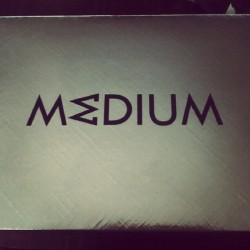 What's inside the silver box? @mediumclothing #fashion #surprise #instagram