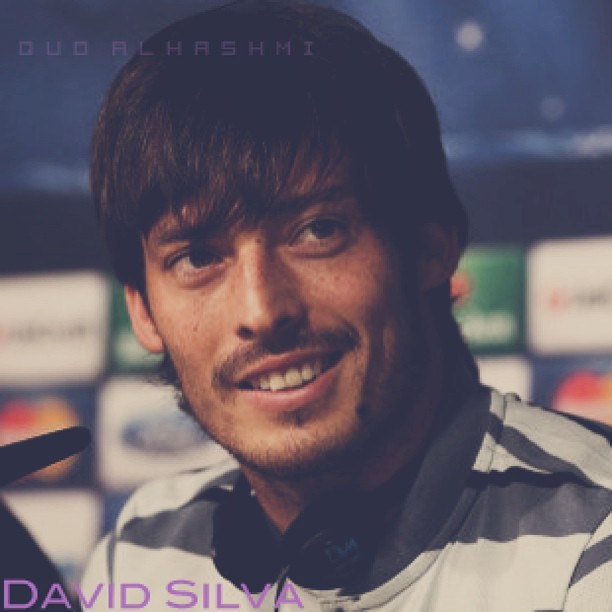 #QuoDesign #my #design #photoshop #david #silva #spain #man-city @citymanchester