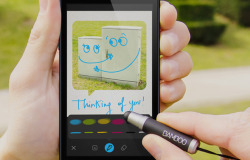 Wacom Announces 'Bamboo Loop,' a Fun Photo Messaging Apppetapixel.com Wacom — the same company that brings Photoshop artists and big spenders products like the 24HD Touch — announced today that it is making an addition to its more whimsical line of Bamboo products. Dubbed Bamboo Loop, the new iOS (and soon Android) …