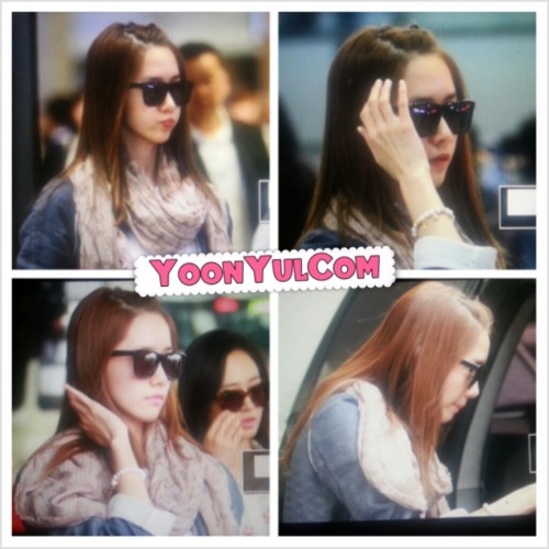 [PREVIEW] 130522 Incheon Airport by yoonyulcom