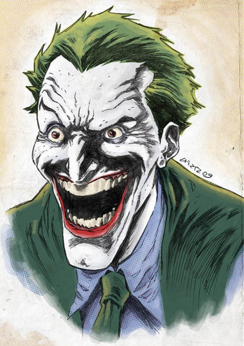 Joker By ~dichiara [Blog]