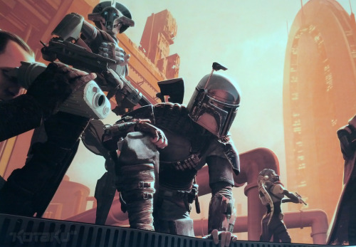 tiefighters:  Star Wars 1313 was to be based on Boba Fett  George Lucas himself wanted Star Wars 1313 to be re-worked as a tale based on bounty hunter Boba Fett. (via:gamefreaksnz)
