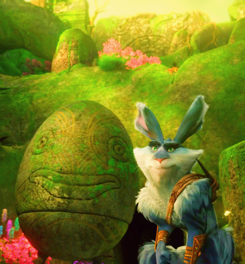 believeintheguardians:  Rise of the Guardians Random Screenshots: Bunnymund {1/?}