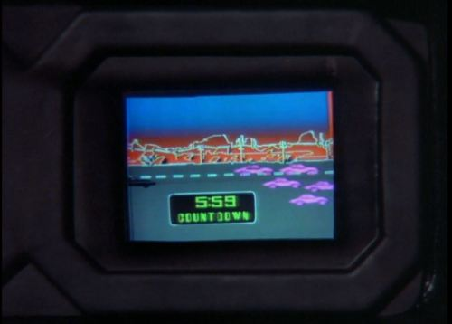 Retro Computer Displays - Knight Rider