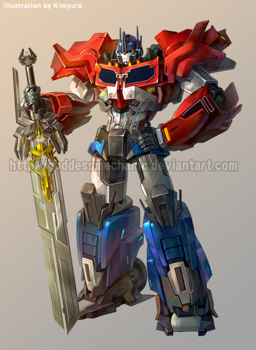 misterstereodream:  inushiek:  brokencydeven:  leader-in-red:  TFP 3 Optimus prime by GoddessMechanic  hot fucking damn why does she make him so perfect and just asjsaj;kajdgjkladajidad    HNNNNGGG