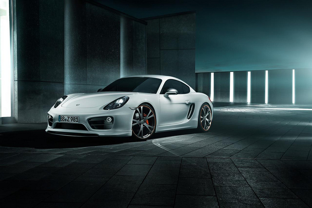 automotivated:  TechArt Porsche Cayman (by GermanCarScene)