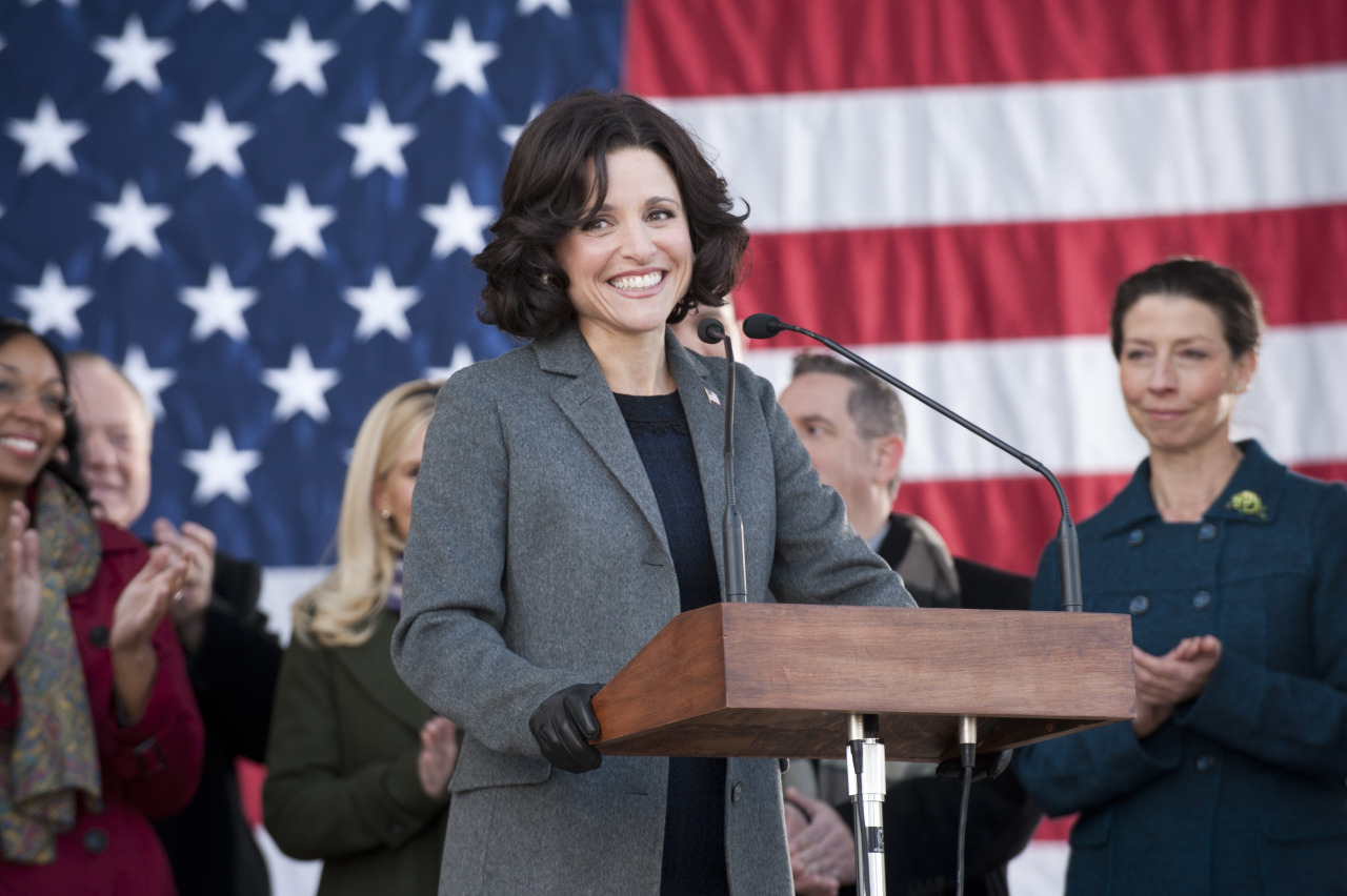 "huffposttv:  Julia Louis-Dreyfus, are you reading this?  I spoke with the ""Veep"" star about the new season, her favorite ""Veep"" lines and getting a call from the real veep, but we also talked about Tumblr.  In some of the Season 2 episodes that were sent out to the press, both Tumblr and Reddit come up. I know ""Veep"" and Elaine Benes are both big on Tumblr. Do you ever poke around on that blogging platform? You know, I don't. I guess I should, but I probably would be frightened if I did. I don't know, but I don't do it a lot … should I? Or would it be a huge mistake? [Laughs.] I think it's fun. There are all these GIFs of great Selina insults and moments. Right after the trailer for Season 2 came out, there were a bunch from there. No shit! I gotta go on that and check it out. We have this meeting with HBO, sort of a social media meeting, and we were talking about going to all these places and … I can't get over what people are putting out there. It's pretty cool. Some of it's cool, I guess some of it's scary, but some of it's cool.  Read the full interview here."