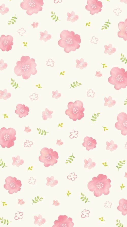 Floral Wallpapers Flowers Flower Mobile Wallpaper Ios Android Nikki Supreme