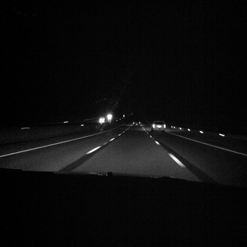 Late night journey on Christmas Eve