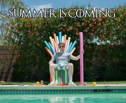 mikemontfort:  Summer IS Coming