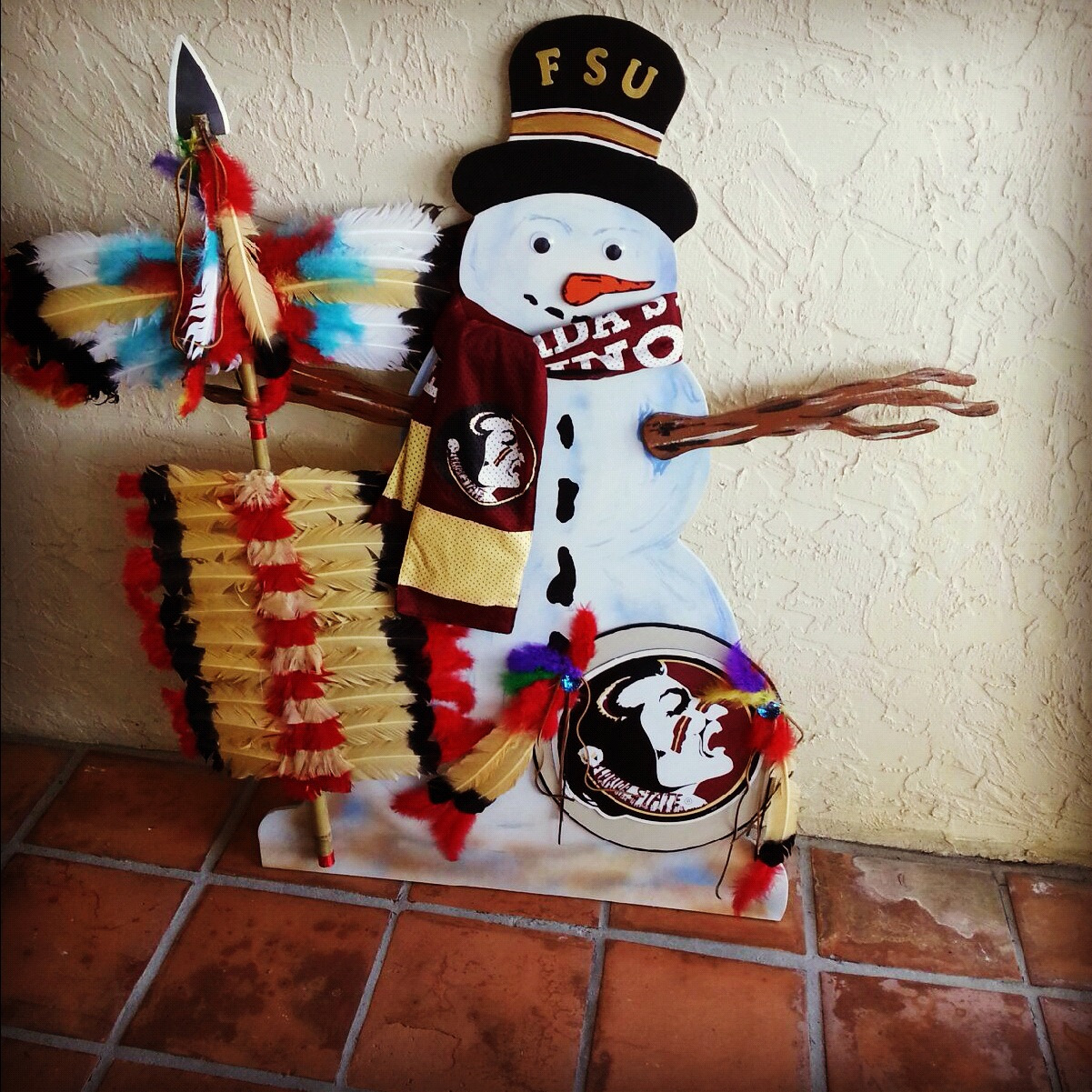 haaaveyoumetlauren:  Our perfect snowman (;