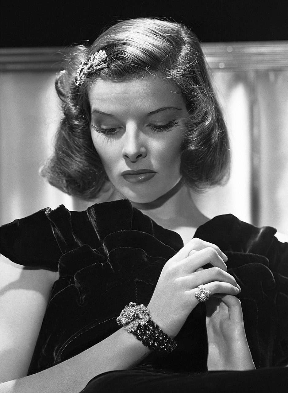 Katharine Hepburn, 1936, photo by Ernest Bachrach