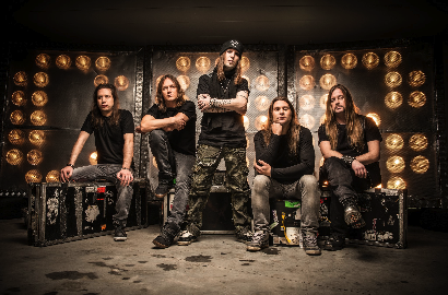 "CHILDREN OF BODOM Frontman Alexi Laiho - ""We Had 5,000 Crowd Surfers During Our Set; There Was A Sea Of People Topped With People…""Alexi Laiho, frontman for Finnish bashers CHILDREN OF BODOM, is featured in a new interview with…View Post"