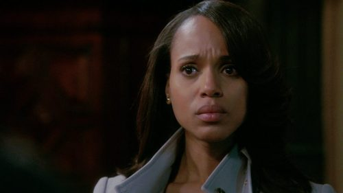 Kerry Washington — Damn is all I can think to say. Intellect and beauty…damn. Raise your hand if you're sexy; okay, everyone but Kerry put your hand down.