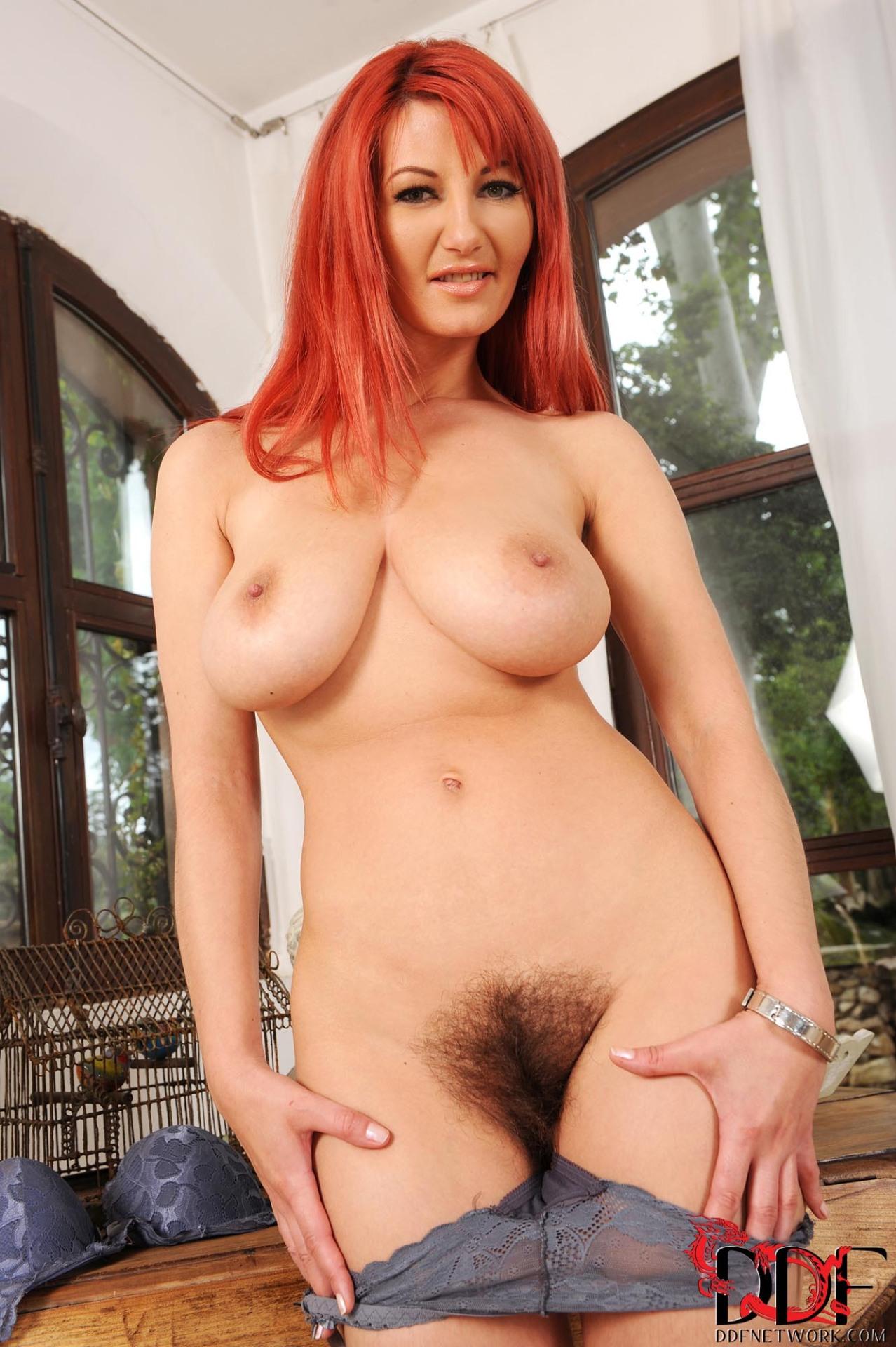 Ass big tits redhead milf vanessa