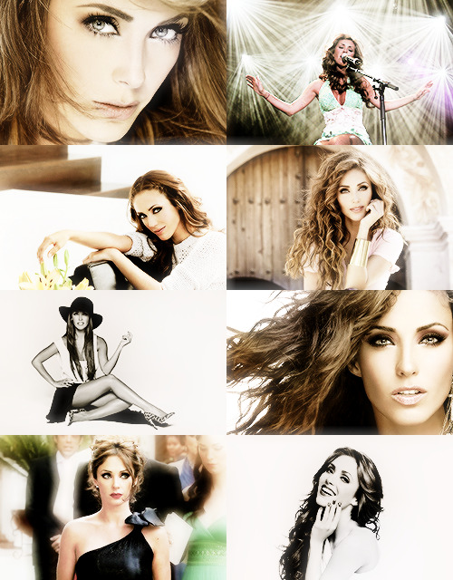 refinebeauty:  Happy Birthday, Anahi!