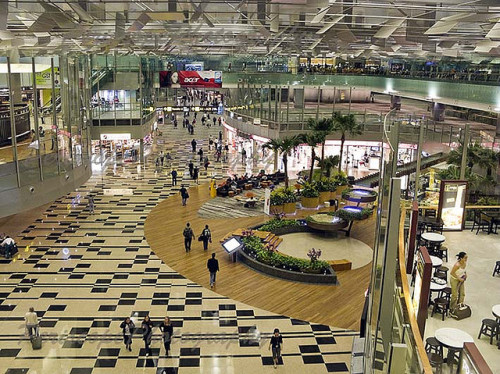 mindsintercourse:  Changi Airport, Singapore by periscopephotography on Flickr.