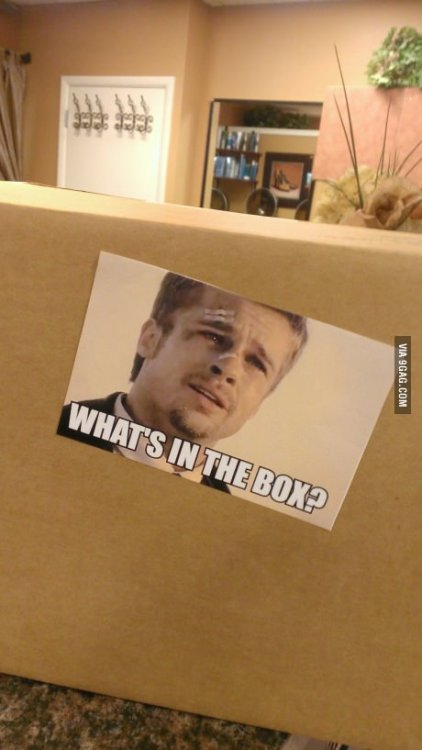 I need to print these for whenever my family gets packages.