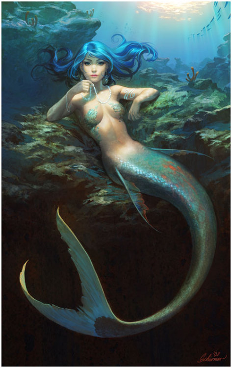 h-a-c-h:  Mermaid