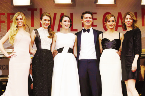 Cannes Red Carpet: THE BLING RING by Sofia Coppola