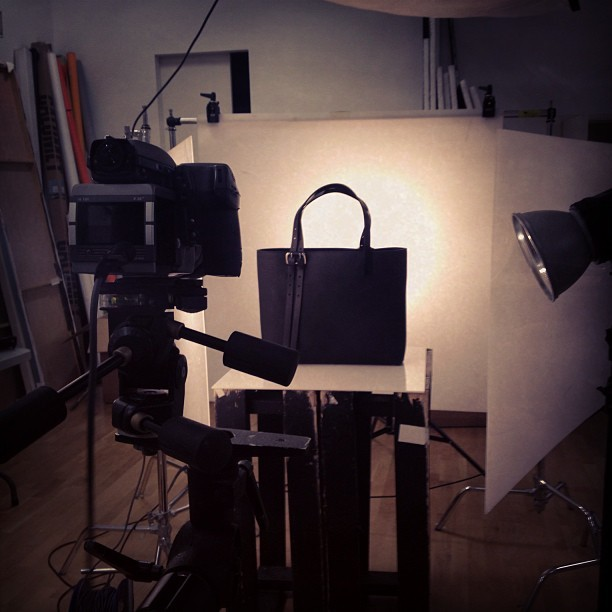 Shooting new season @amanda_wakeley accessories today!