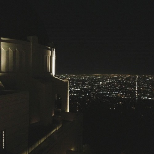 ~#vibes~ (at Griffith Observatory)