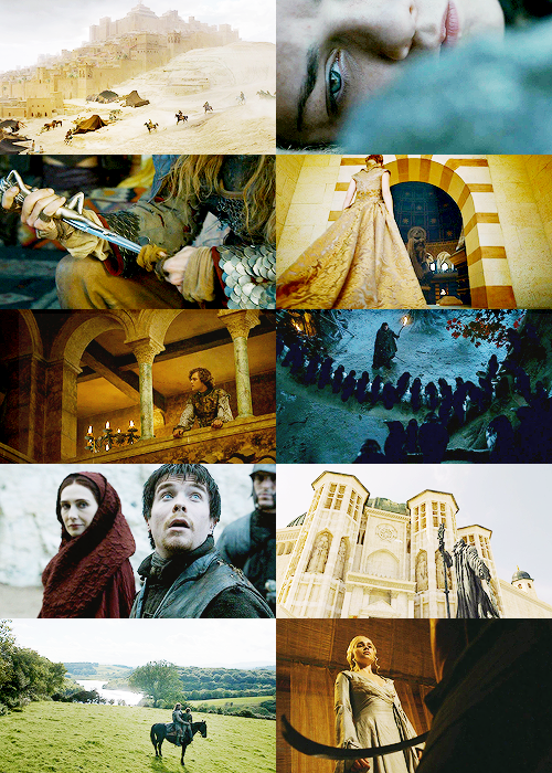 jaimelannister:  » Mothers and fathers made up the gods because they wanted their children to sleep through the night.