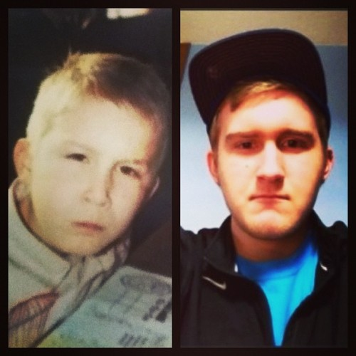 Little Josh. #TransformationTuesday #Self