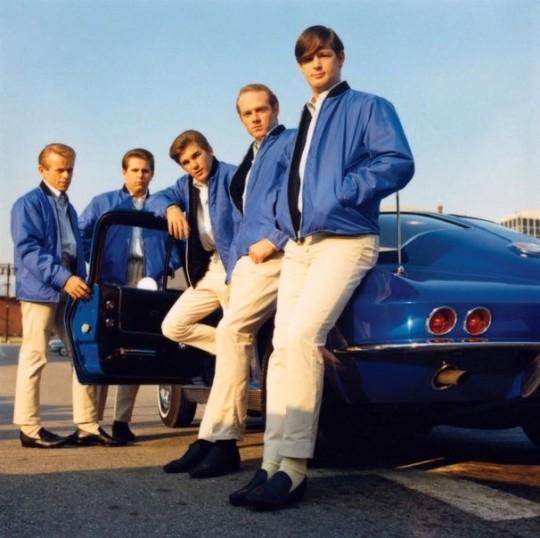 1963 The Beach Boys 🎶 #1963#1960s#1960s#60s #the beach boys #groovy history#facebook