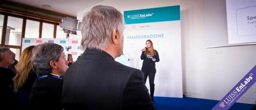 Luiss Enlabs Opening