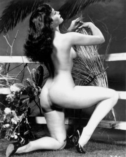 curvyswervydames:  Bettie Page ::  This series is really great of Bettie