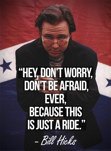 Today it's 19 years since Bill Hicks died. Rest in peace. http://www.decadentlifestyle.net/tag/bill-hicks/