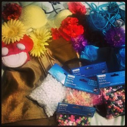 Last minute preparation for EDC <3 #edc #edcny #edcny2013 #edm #_iheartedm_ #edmlifestyle #raveculture #plur #plurlife