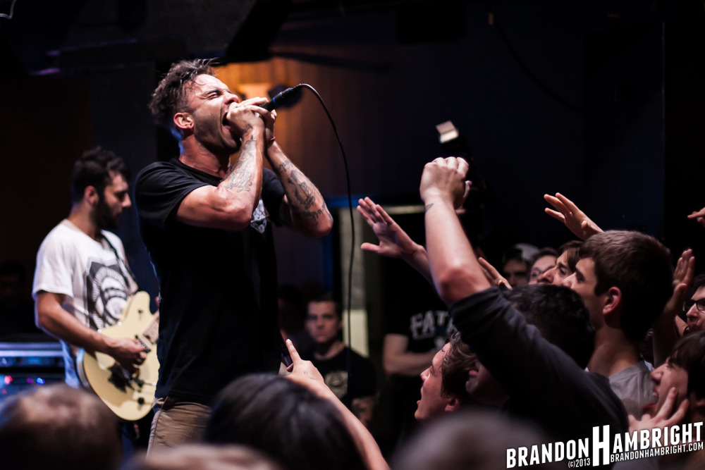 Sneak Peek: Letlive Performing on their North American Headlining Tour with HRVRD, This Is Hell, Conditions, Rescuer, and Your Memory at Kingdom in Richmond, VA on January 30, 2013. Be sure to keep an eye out for a full photo set on flickr.