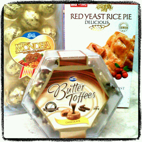 Thanks po Tita Terry :) (Photo taken and uploaded via MOLOME )