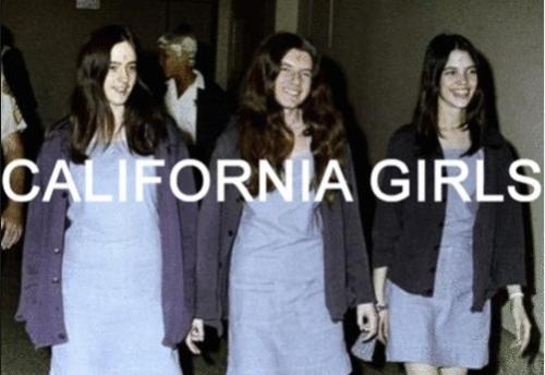 california girls killers charles manson Manson& 039;s Family susan atkins leslie van houten patricia krenwinkel murder
