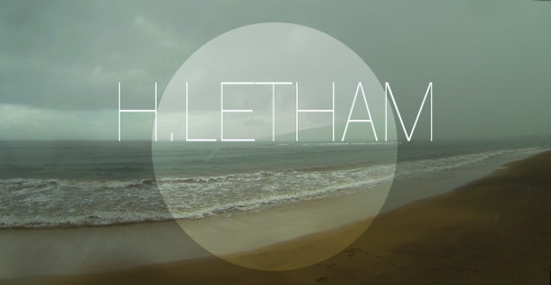 I'm making an album cover for hletham.bandcamp.com