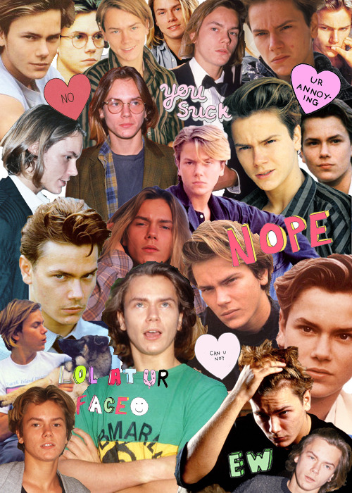 Forever my crush!!! I miss you River!