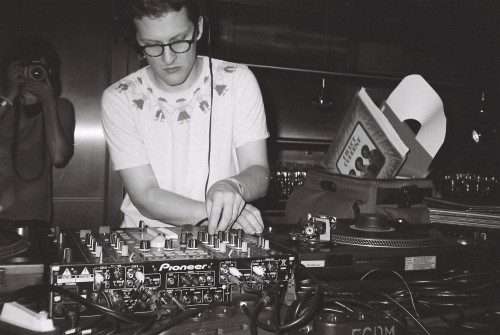 Floating Points // Casa da Musica, Porto 2013 Photo: André Bernardino
