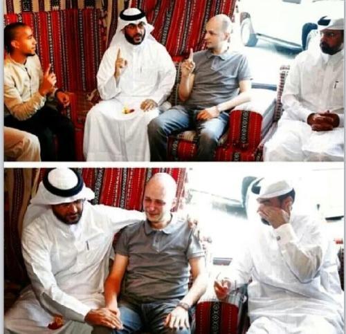 love muslim deaf tears islam Allah sign language brotherhood qatar muslims revert allahuakbar One Ummah muslim ummah new muslim