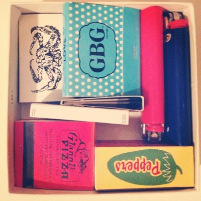 Getting ocd with rearranging le apt #lighters #matches