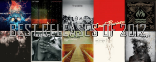 Indulge-Sound.com Albums of 2012. Each of us have posted our top 5 releases of 2012. Agree? Disagree? Let us know!Read feature | Follow: TUMBLR | TWITTER | FACEBOOK | YOUTUBE