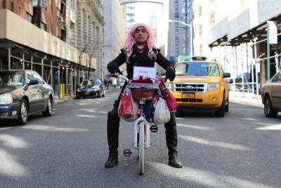 humansofnewyork:  Seen in Midtown