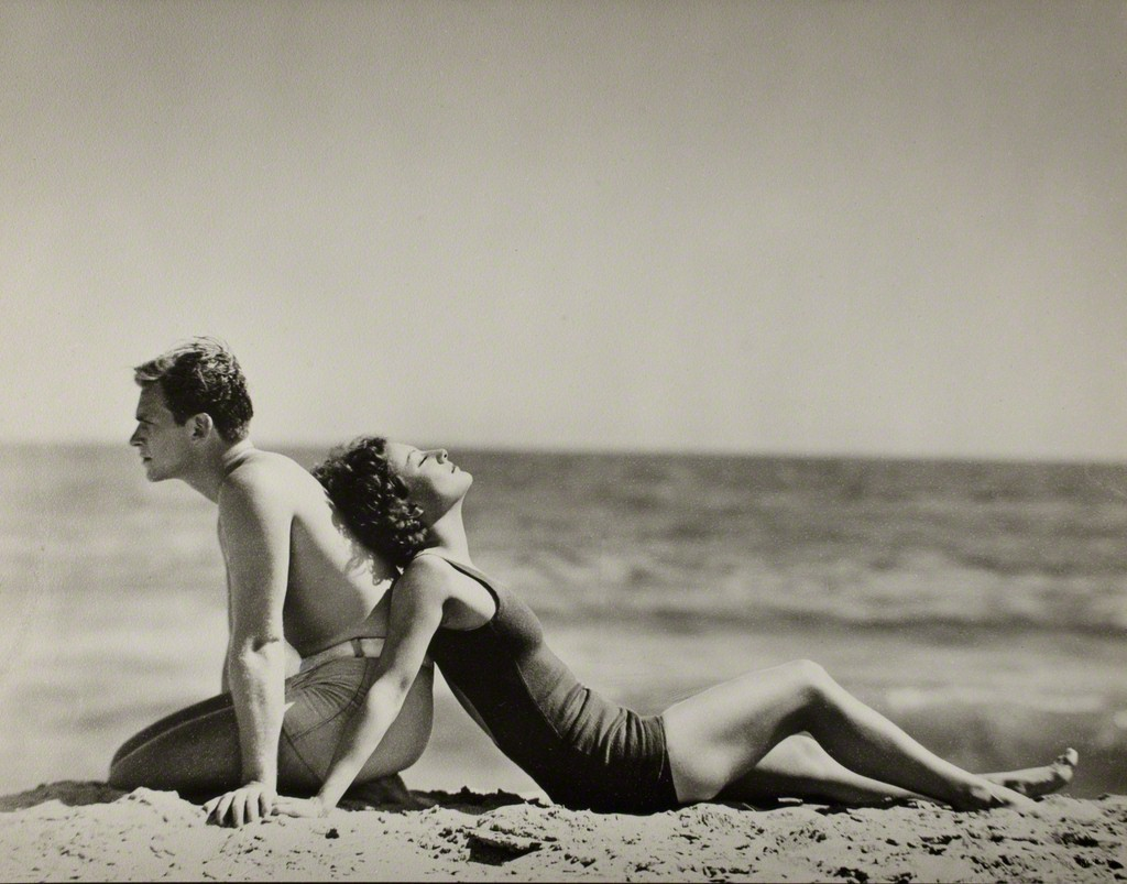 Douglas Fairbanks, Jr. & Joan Crawford, ca. 1930  Nickolas Muray