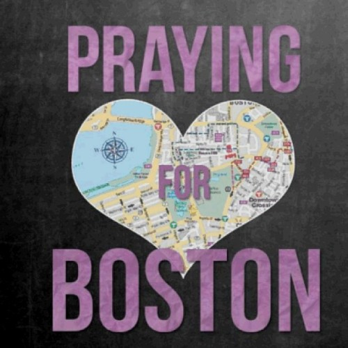 #praying for #boston 🙏