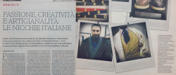 Studiopretzel on Il Sole24 Ore, Moda24 by Angelo Flaccavento